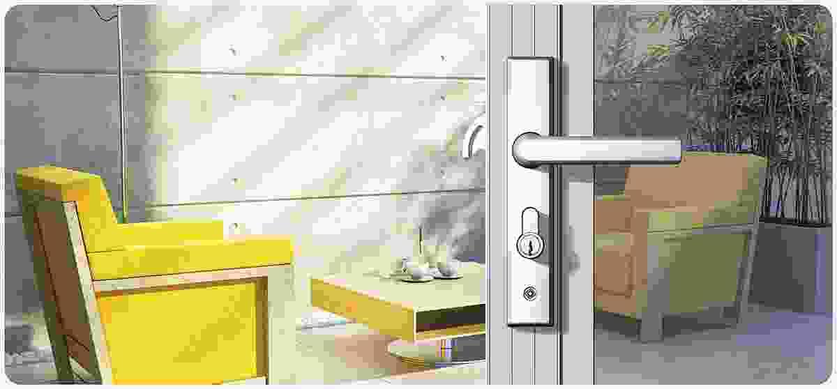 Security Series lock range.
