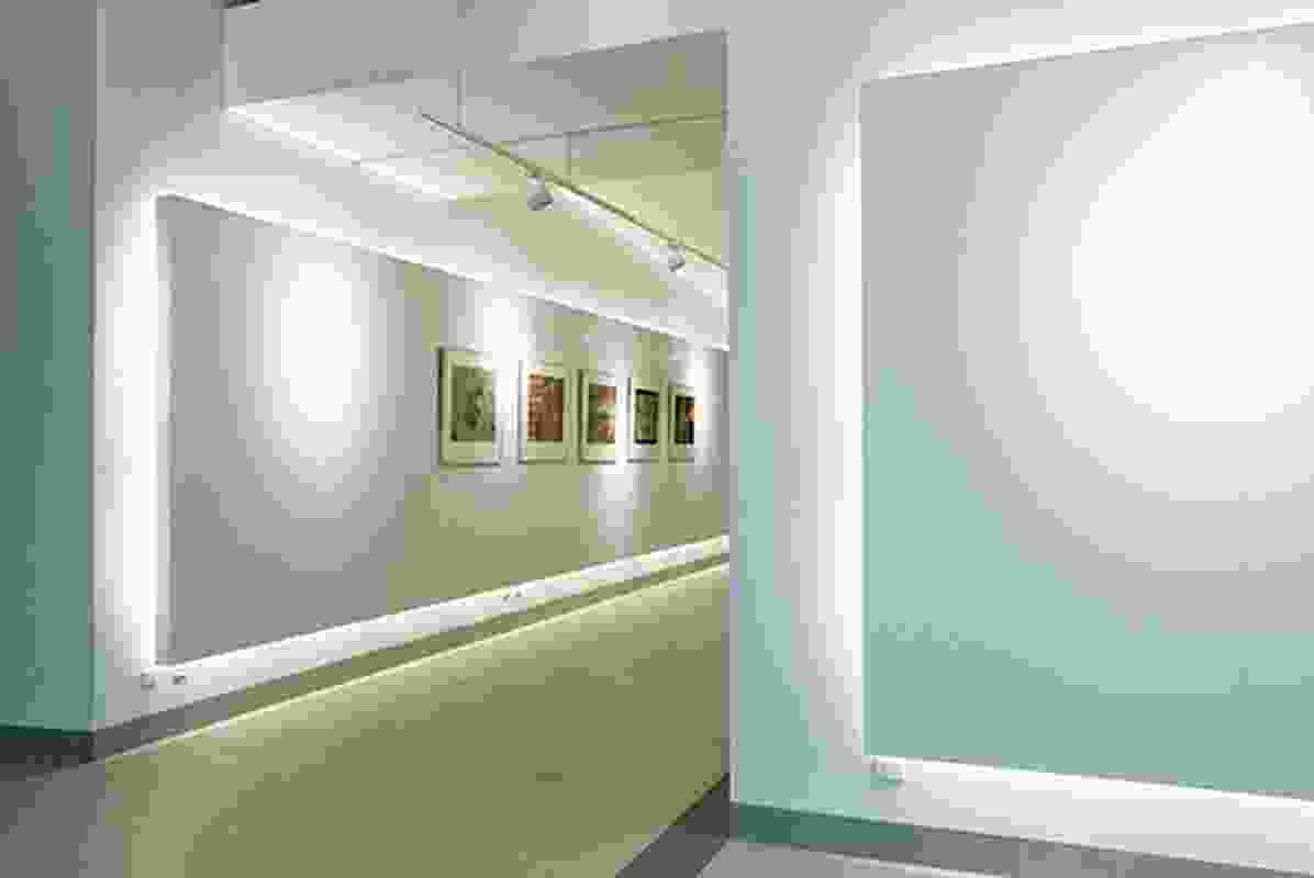 University of Canberra International Microsimulation Centre (NATSEM) by Daryl Jackson Alastair Swayn.