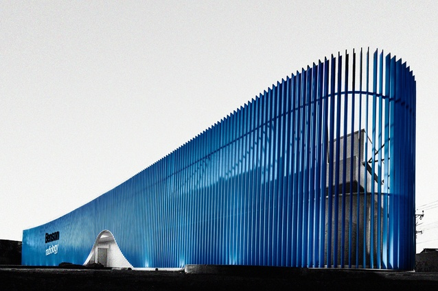 Benson Radiology by Tridente Architects.