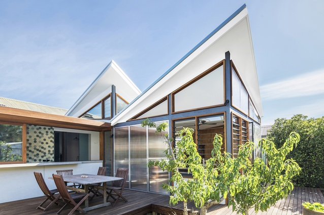 House Maud by Taylor Buchtmann Architecture.