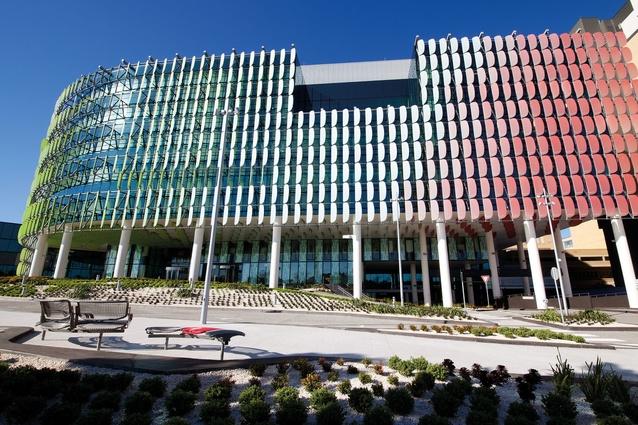 Public Architecture Award – The Royal Children's Hospital by Billard Leece Partnership and Bates Smart.