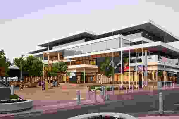 Salisbury Community Hub by Hassell.