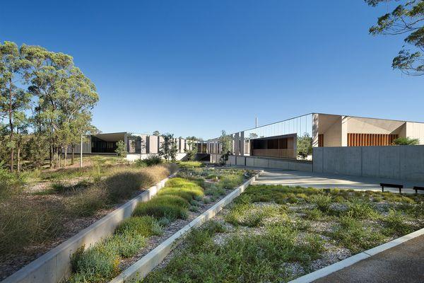 Australian PlantBank by BVN Donovan Hill.