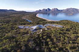 Saffire Freycinet Resort