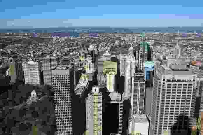 The City of Sydney.