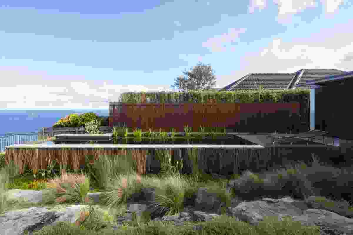 Vaucluse Garden by Jane Irwin Landscape Architecture.