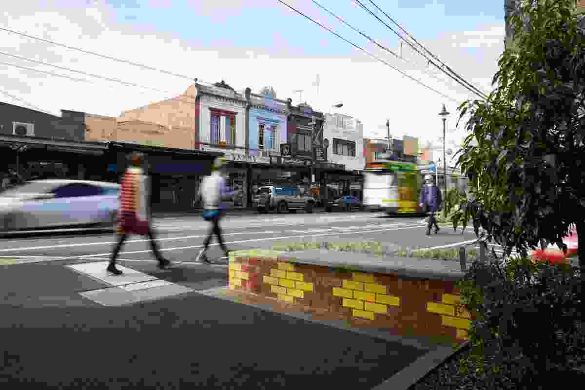 Union Road Streetscape Improvements by Moonee Valley City Council