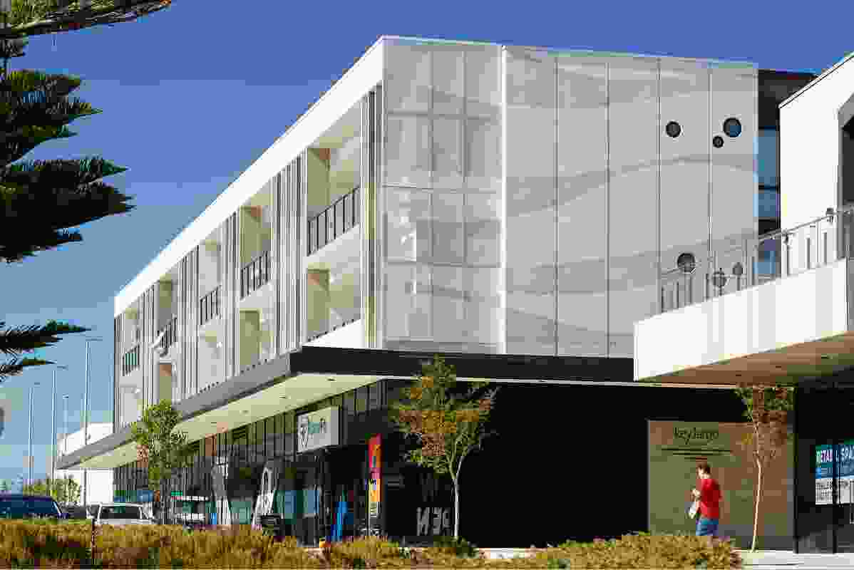 Ocean Keys Shopping Centre Redevelopment by Taylor Robinson.