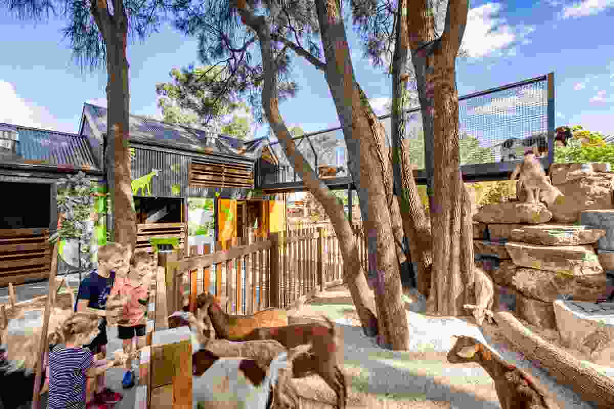 Children's Zoo by Wax Design took out the Award of Excellence in the Tourism category.
