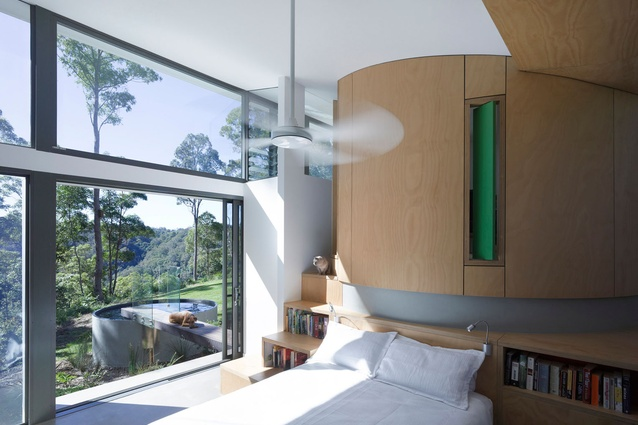 Montville Residence – Sparks Architects (Dan Sparks and Tomislav Vuletic).