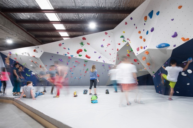 Northside Boulders by Green Sheep Collective.