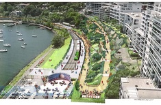 Locals call for a 'High Line' on Sydney's north shore