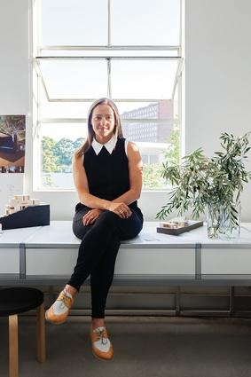 Eva-Marie Prineas of Architect Prineas.