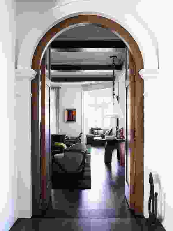 Coastal Home by Decus Interiors.
