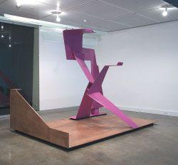 Neil & Idle Architects. The paradox machine 2005. Installation view, Monash University Museum of Art.
