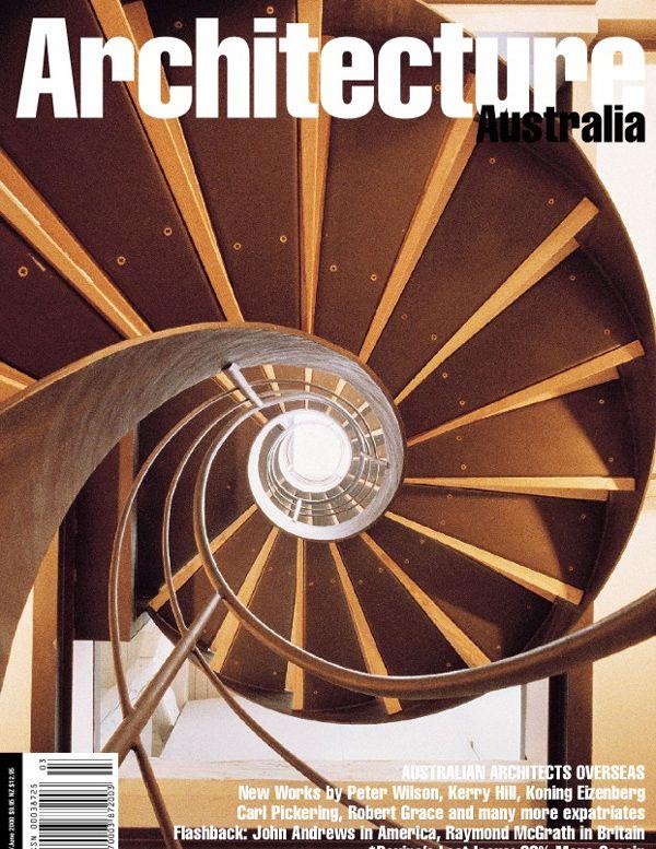Architecture Australia, May 2000