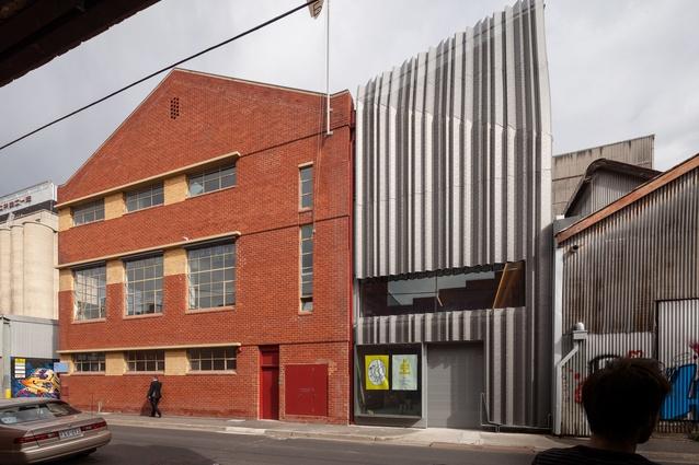 25 Rokeby Street by John Wardle Architects.