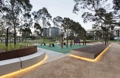 Docklands City Park Stage 2