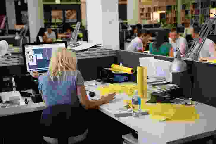 Through small and large actions every day we can address gender inequity in architectural workplaces.