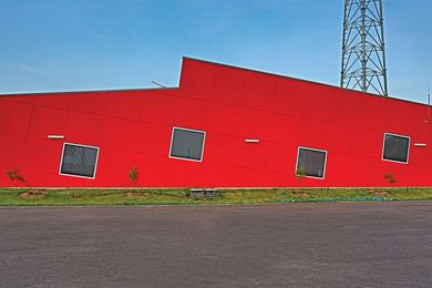 Berrimah Fire & Emergency Services Facility by Ashford Group Architects in association with DKJ Projects Architecture.