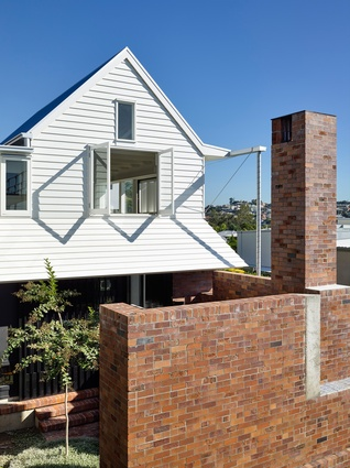 Double Courtyard House by Vokes and Peters (while at Owen and Vokes and Peters).