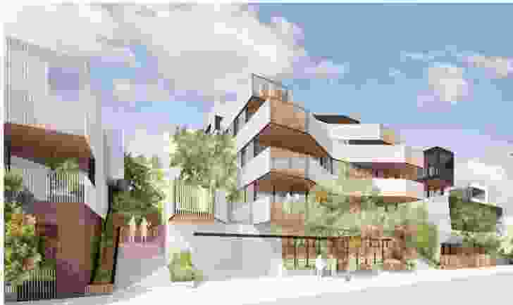 122 Roseneath Street, Clifton Hill by Wulff Projects, Icon Co and Assemble will include a 'shell' apartment.