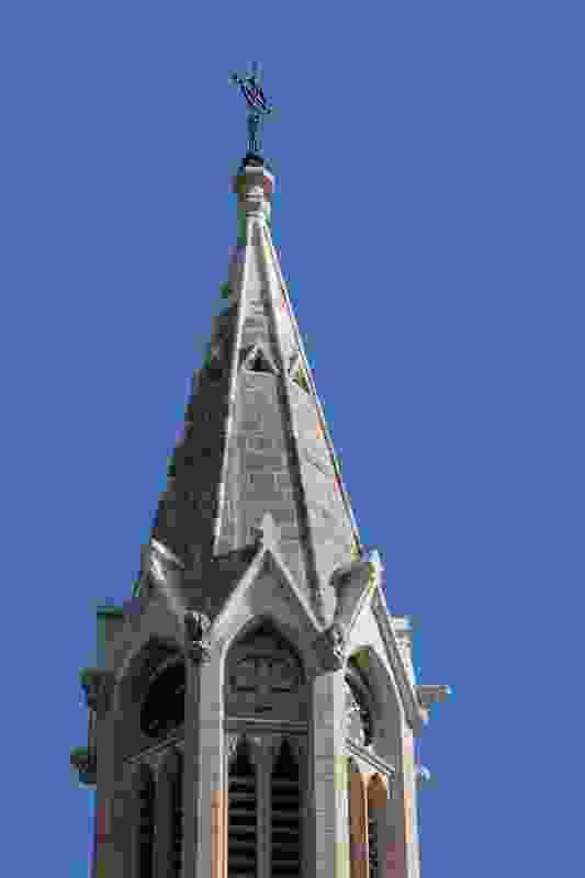 Good Shepherd Chapel, Abbotsford, by Robert Simeoni Architects.
