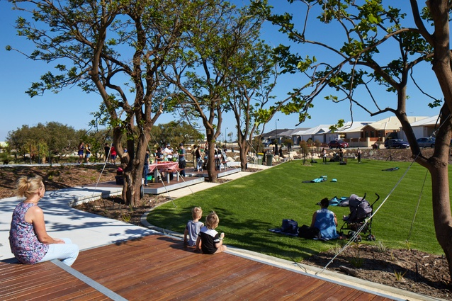 Yanchep Golf Estate - Entry Pocket Park and Victory Park by Place Laboratory.