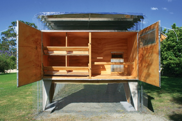 Chicken Coop Architectureau