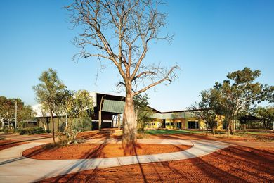 West Kimberley Regional Prison by TAG Architects and Iredale Pedersen Hook Architects in association.