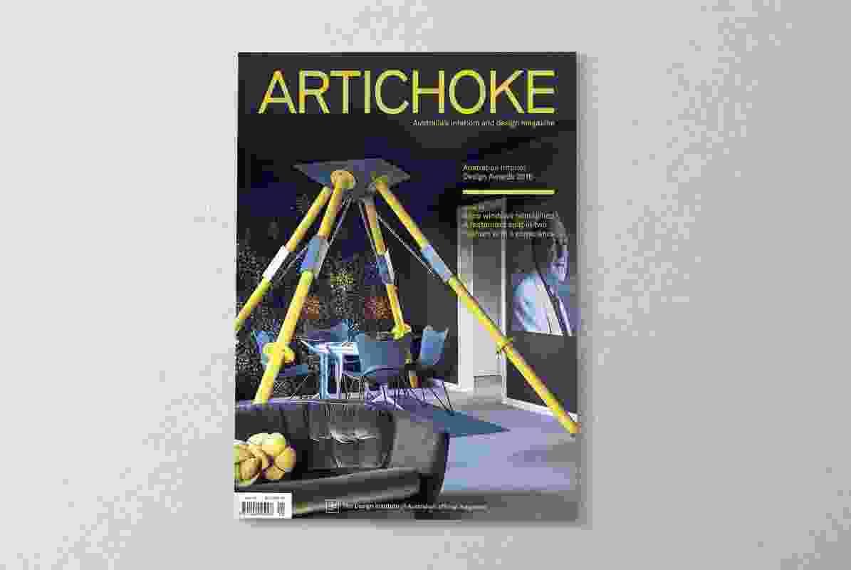 Artichoke issue 55.