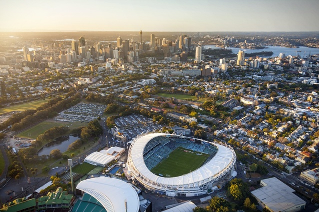 NSW government backflips on ANZ stadium rebuild