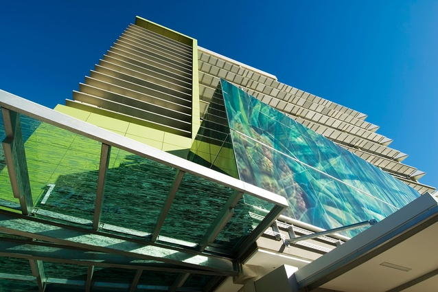 Mike Ahern Centre by Project Services.