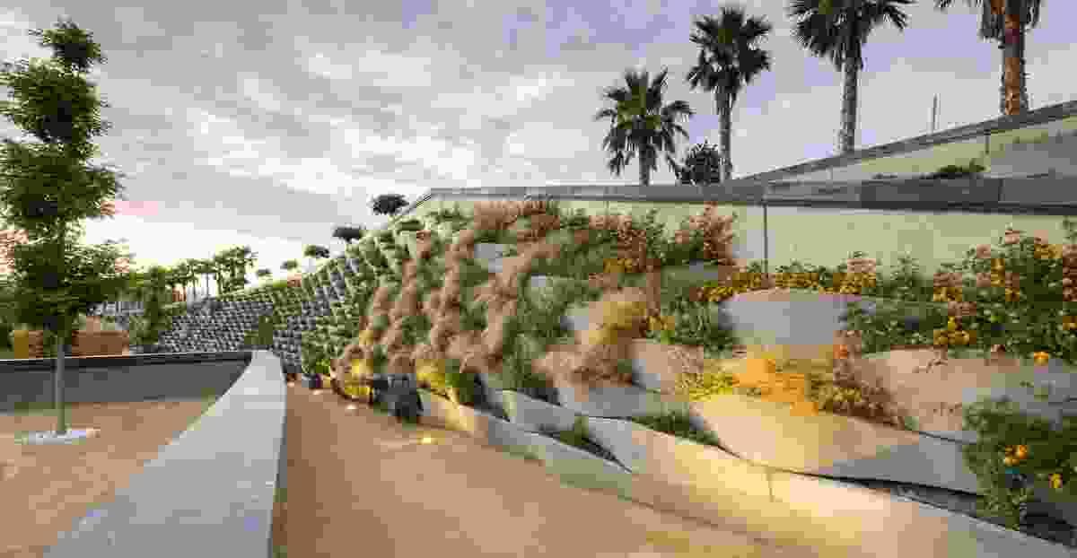 Gustafon, Porter and Bowman are designing Valencia's Parque Central.