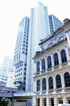 Sydney Town Hall.