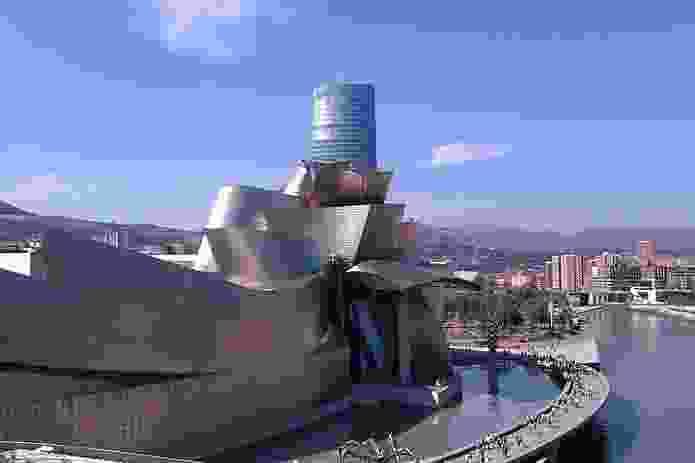 Guggenheim Museum of Art, Bilbao.