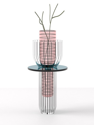 Toy vase by Guillaume Delvigne.