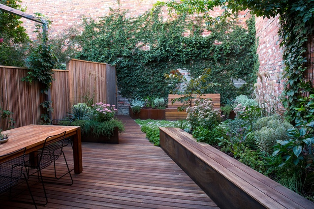 Courtney Courtyard by Miniscape Projects.
