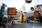 A floating transport system for Perth?
