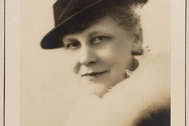 Florence Taylor (1879–1969), the first professional woman architect in Australia.