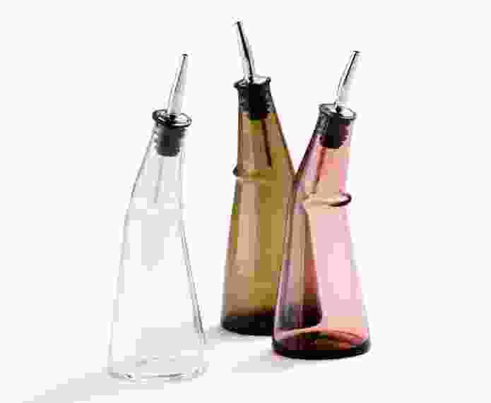 Kink vinegar bottle by Deb Jones.