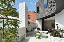 Open and shut: Perimeter House