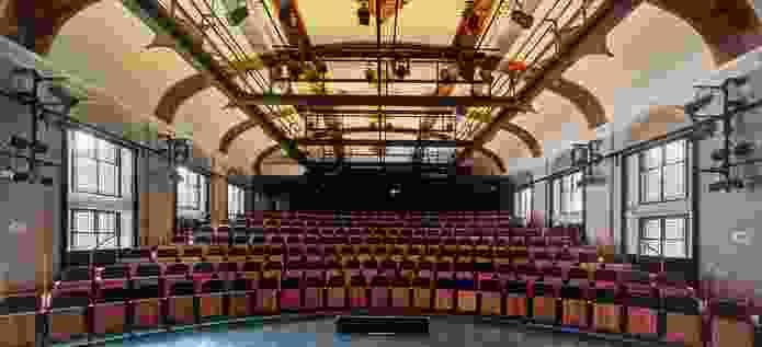 Eternity Playhouse (NSW) by Tonkin Zulaikha Greer Architects.