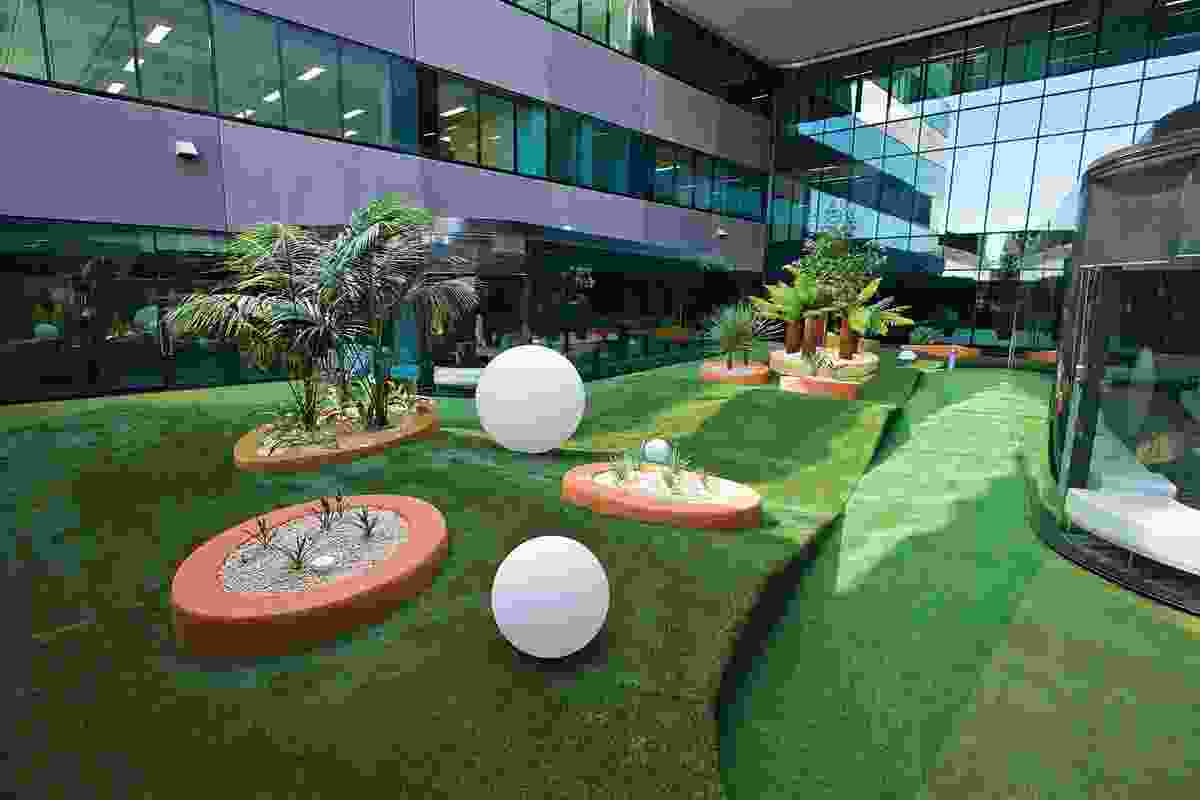 Heal –  New Royal Children's Hospital by Bovis Lend Lease and Land Design Partnership