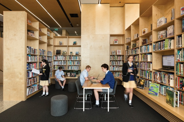 Carey Baptist Grammar School, Centre for Learning & Innovation by Hayball.