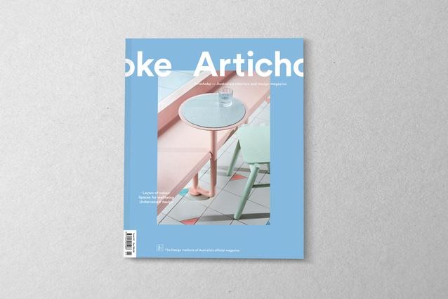 Artichoke issue 62.