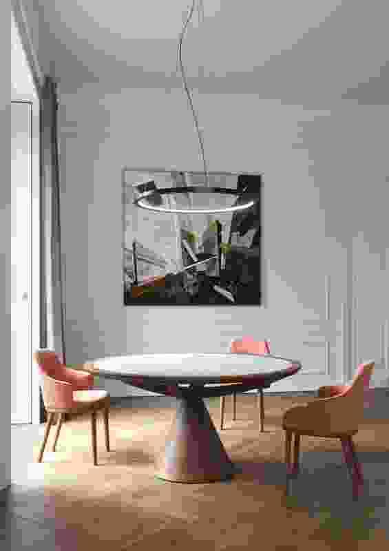 Vasco table by Wewood
