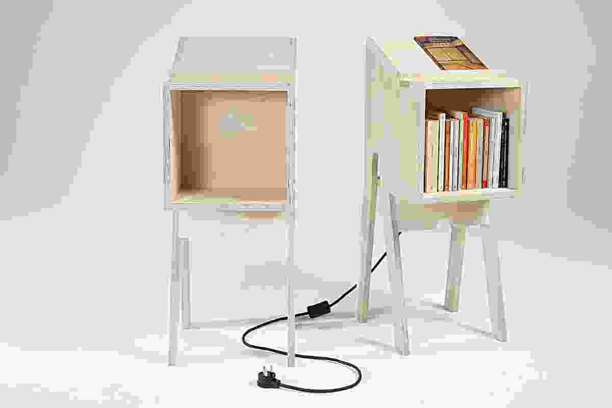 Bedside Library by Owen & Vokes.