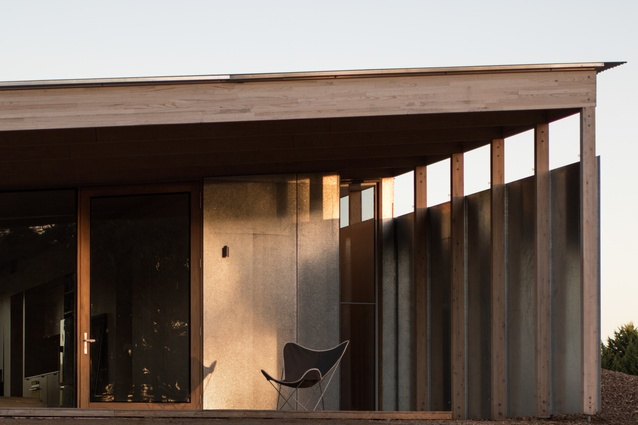Springhill House (Vic) by Lovell Burton Architecture.