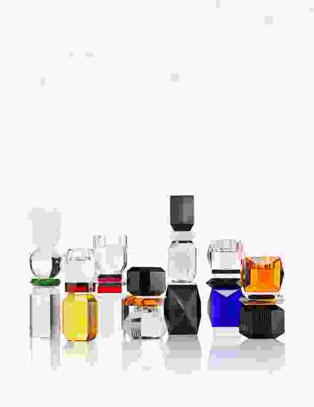Denver crystal collection by Reflections Copenhagen.